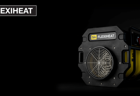 SA FLEXIHEAT ATEX Heater