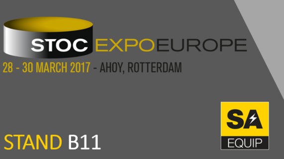 SA Equip Exhibiting at StocExpo Europe 2017