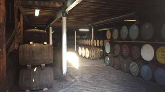 A distillery operator Bonded Warehouses