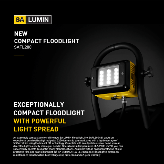 LED Compact Floodlight Brochure